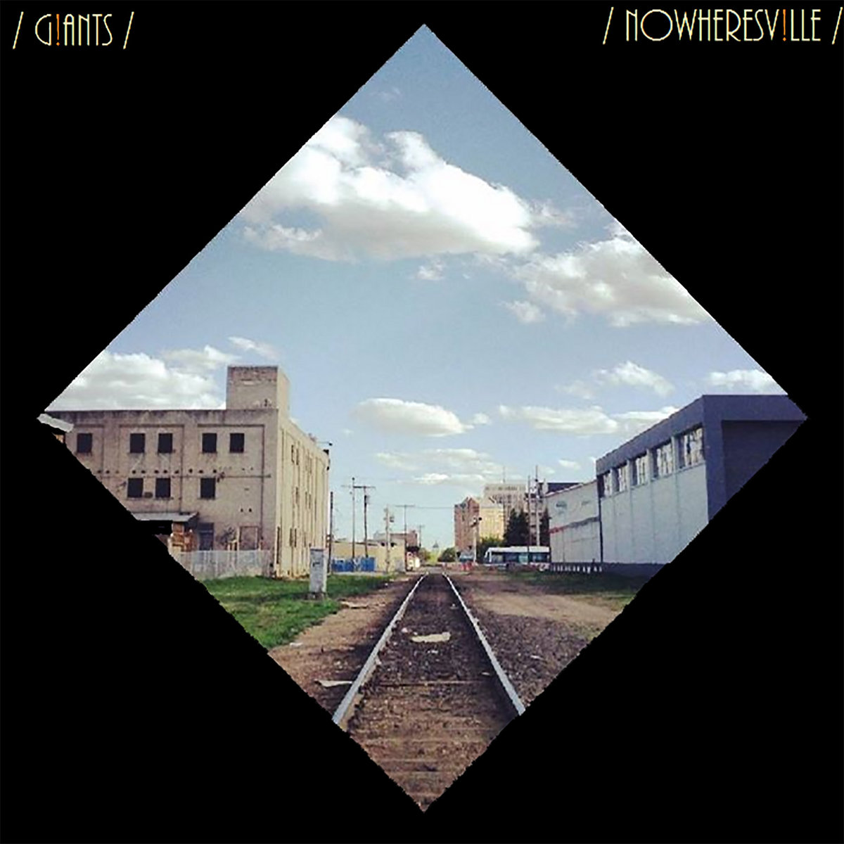 Giants - Nowheresville [EP] (2016)