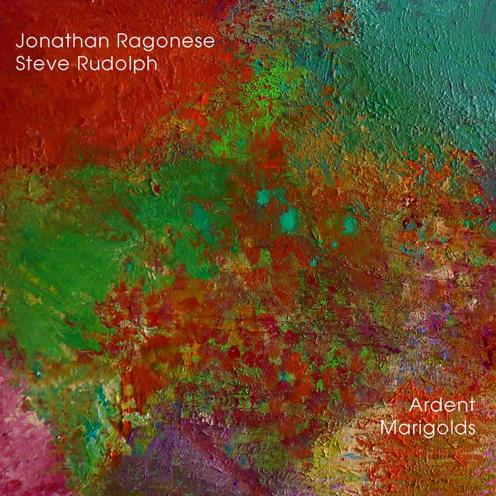 Ardent Marigolds cover art
