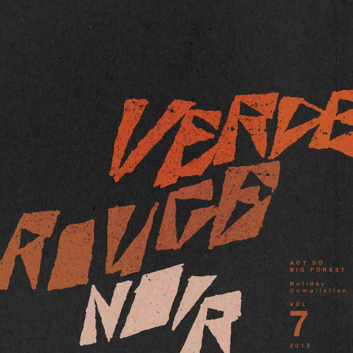 ASBF Christmas Forest Vol. 7: Verde Rouge Noir cover art