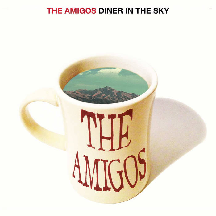 Diner In The Sky cover art