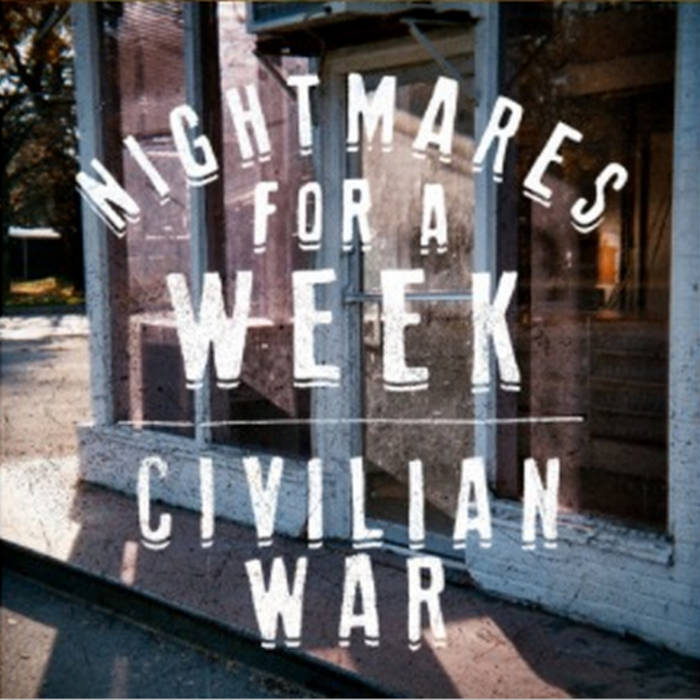 Civilian War cover art