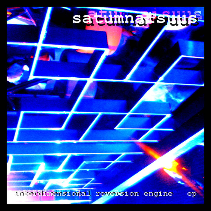 Interdimensional Reversion Engine ep cover art