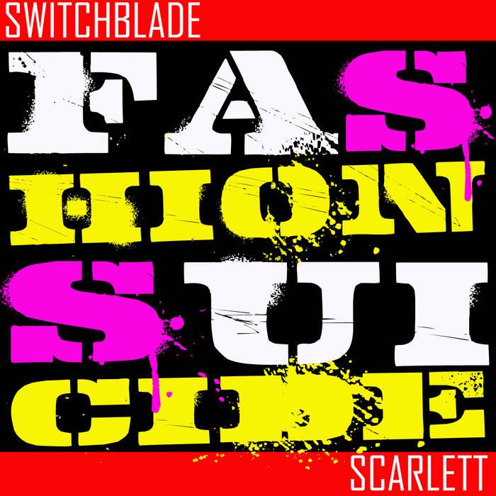 FASHION SUICIDE, Pt. I cover art