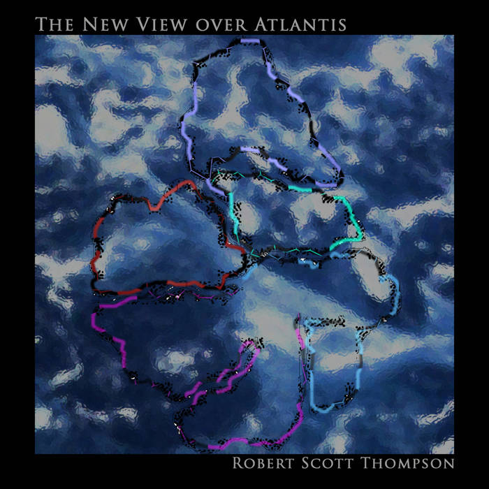 The New View Over Atlantis cover art