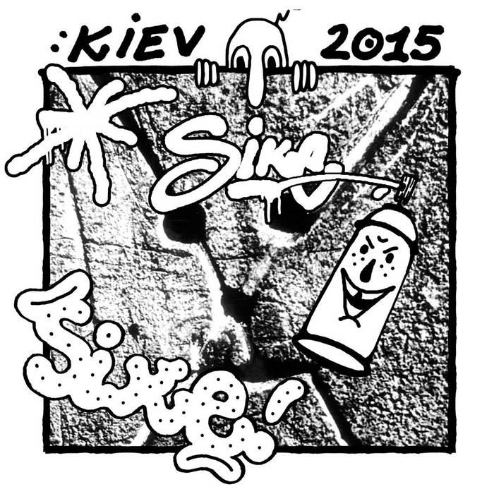 Kiev 2015 cover art