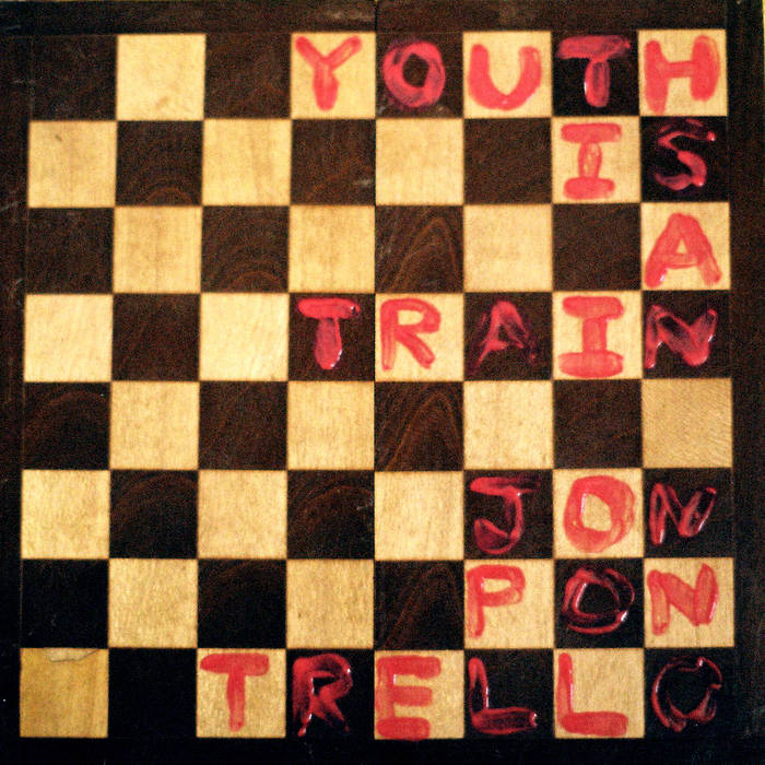 Youth is a Train cover art