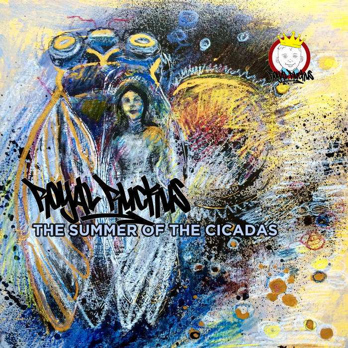 The Summer of the Cicadas cover art