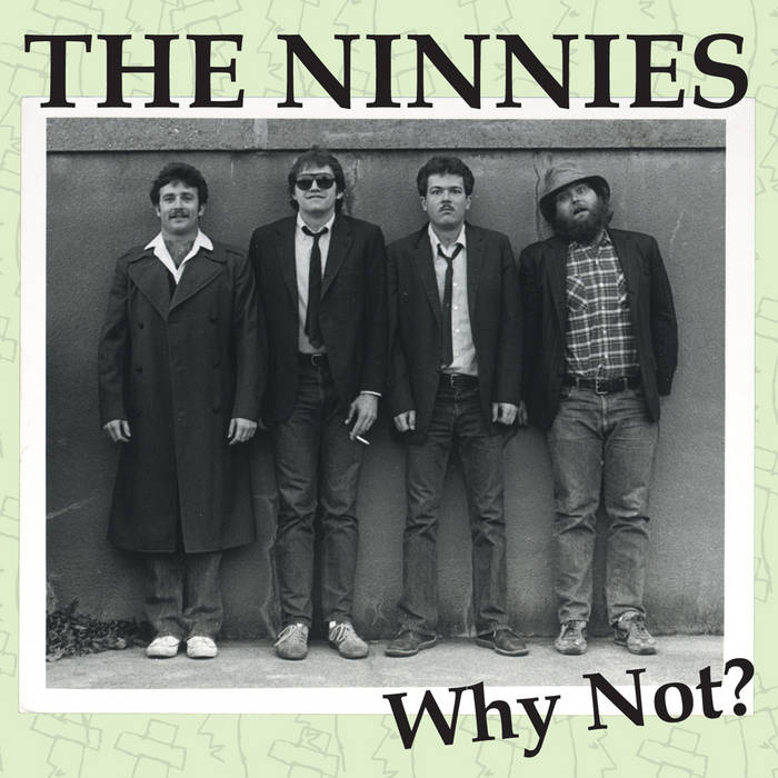 Why Not? cover art