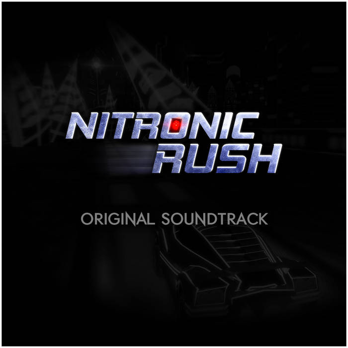 Nitronic Rush: Original Soundtrack cover art