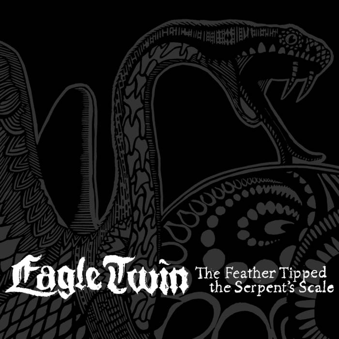 The Feather Tipped The Serpent's Scale cover art