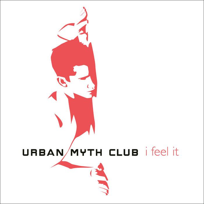 I Feel It (EP) cover art