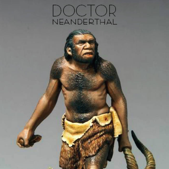 Dr Neanderthal cover art