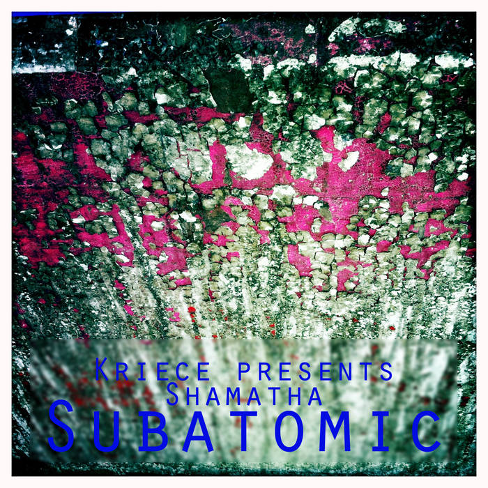 Subatomic cover art