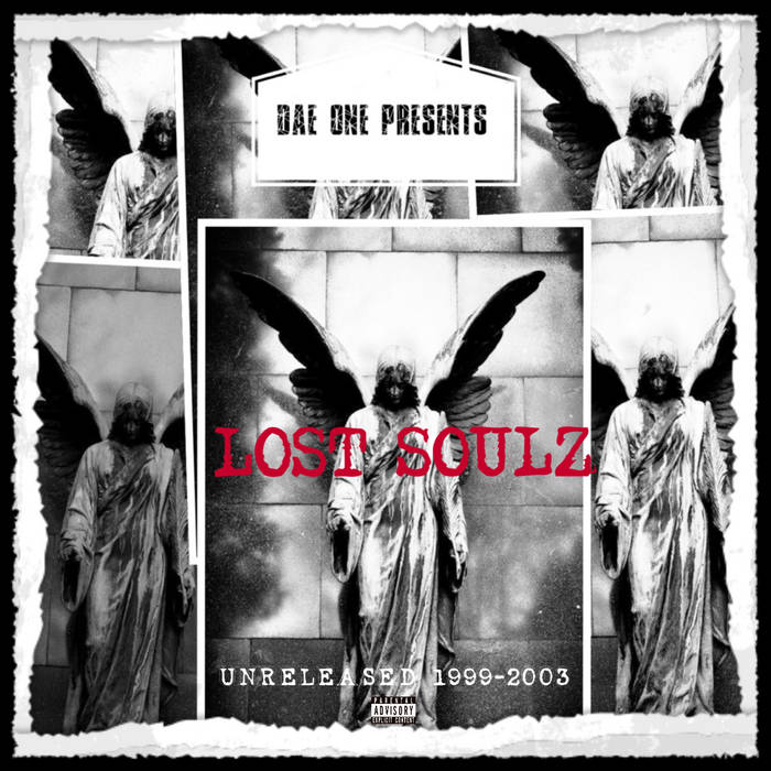 Lost Soulz Unreleased 1999-2003 cover art