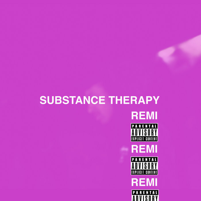Substance Therapy cover art