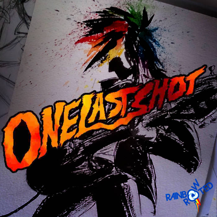 One Last Shot cover art