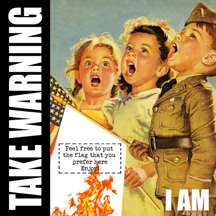 I AM (100x100 PUNK ROCK Vol.4) cover art