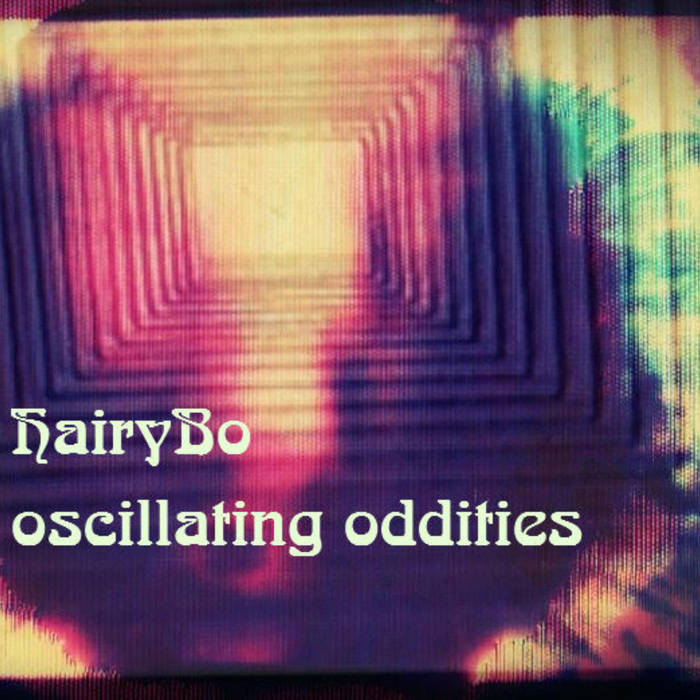 oscillating oddities cover art