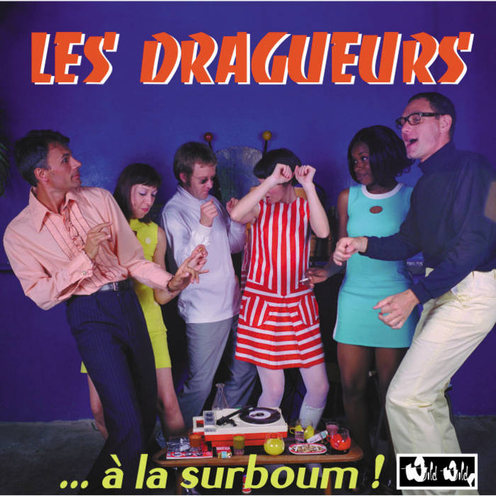 ...à la surboum ! cover art