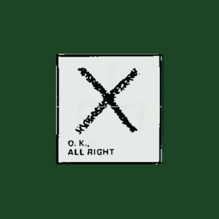 OK, All Right cover art
