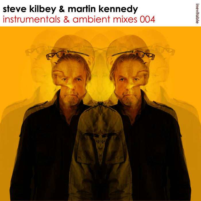 Steve Kilbey & Martin Kennedy - Instrumentals & Ambient Mixes 004 Cover