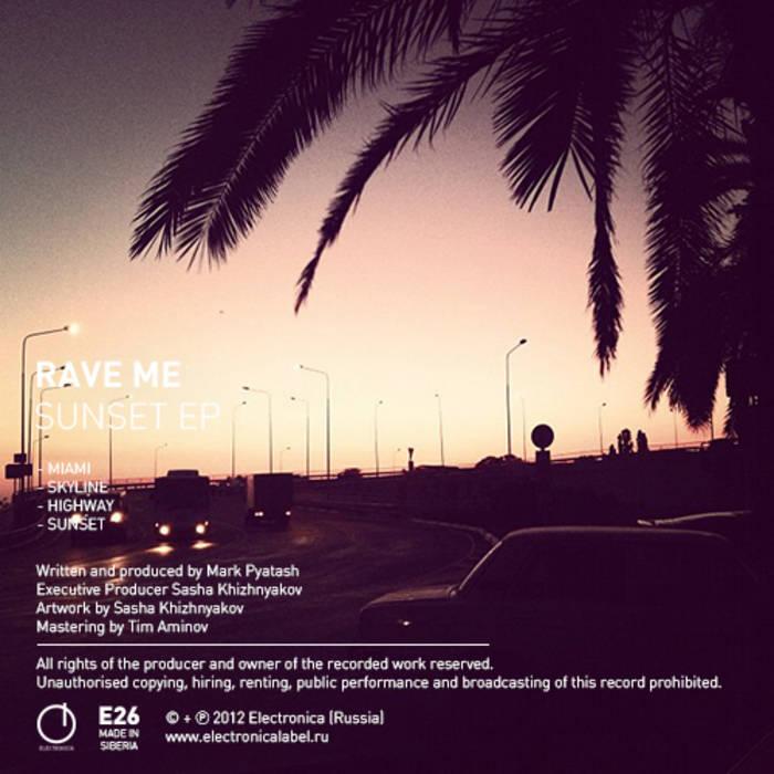 [E26] Sunset EP cover art