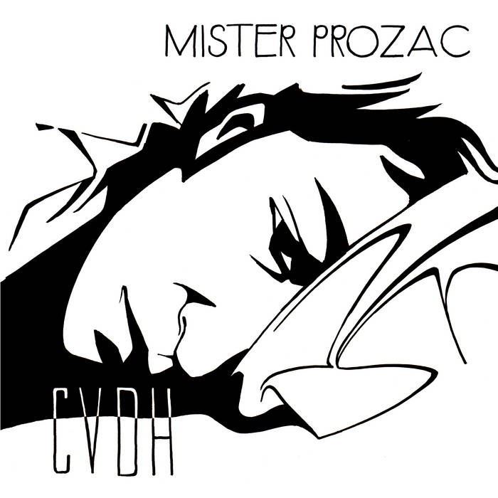 Mister Prozac cover art
