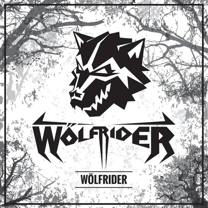 Wölfrider cover art