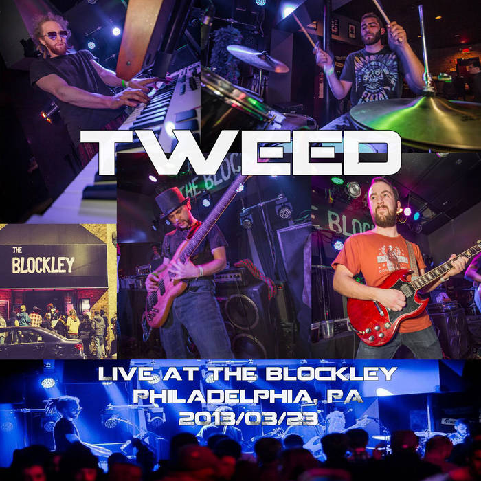 Live at The Blockley 2013/03/23 cover art