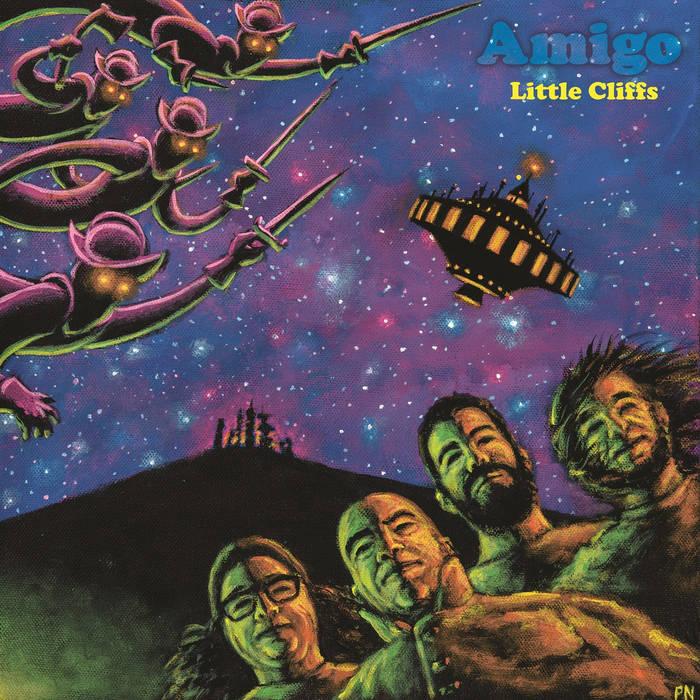 Little Cliffs cover art