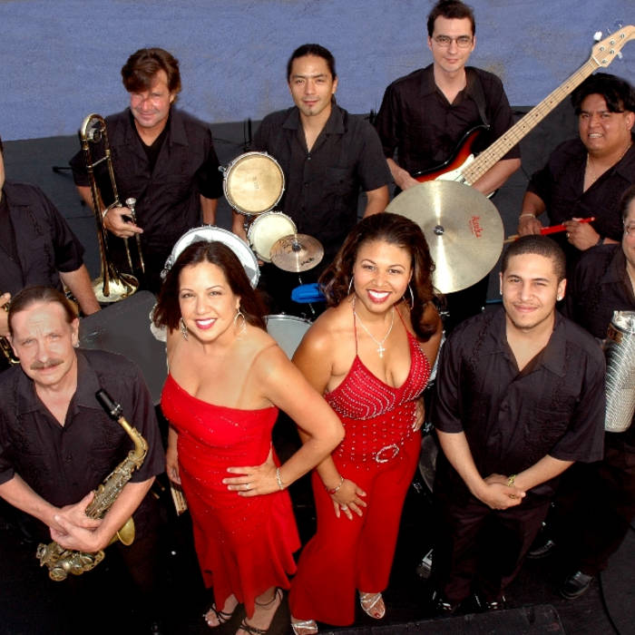 Stacie Sandoval and Orquesta Bravo! snippets (salsa) cover art