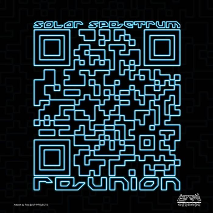 Solar Spectrum - Reunion (Boom! Recods - boomdr026) cover art
