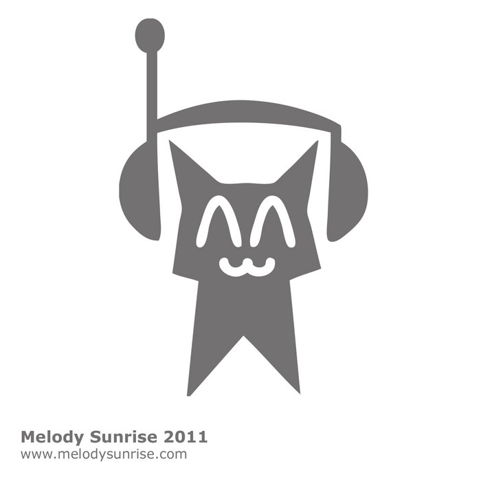 Melody Sunrise Comp 2011 cover art