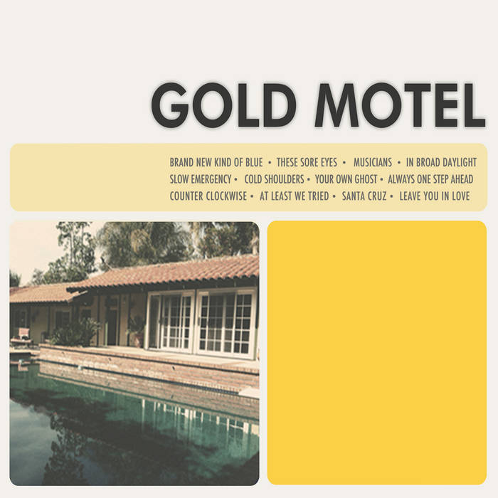 Gold Motel cover art