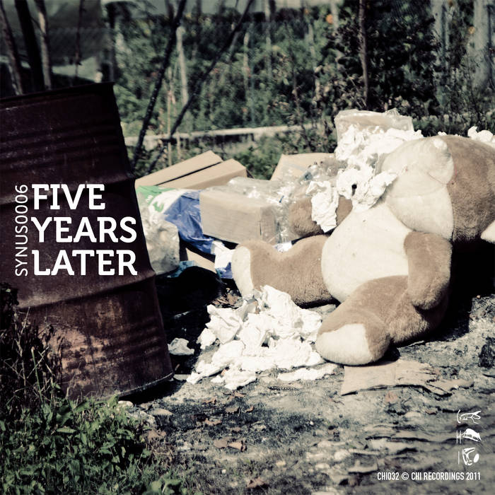 Five Years Later cover art