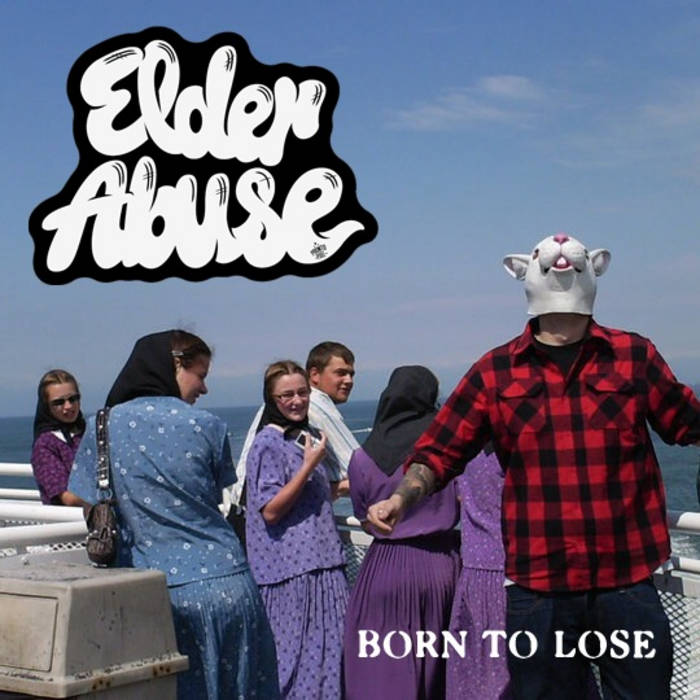 BORN TO LOSE cover art