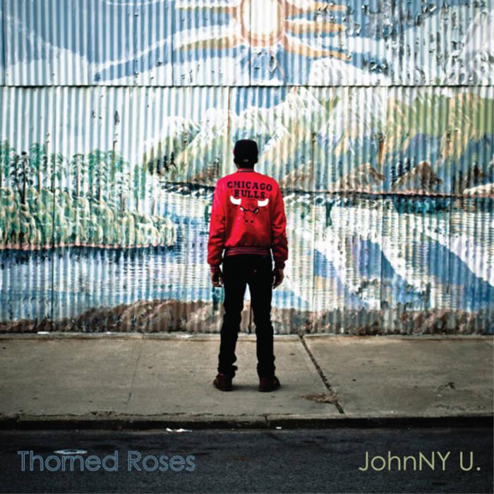 Thorned Roses cover art