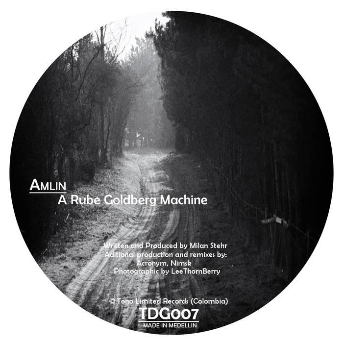 Amlin - A Rube Goldberg Machine cover art