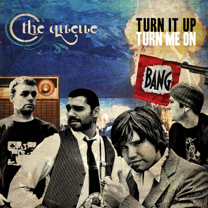 Turn It Up, Turn Me On [EP] cover art