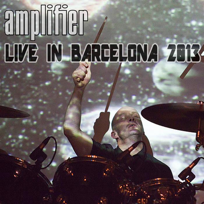 Live In Barcelona 10/05/2013 cover art