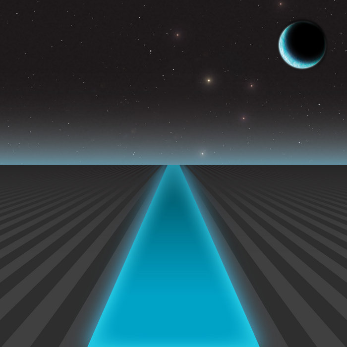 Blue Glow Path cover art