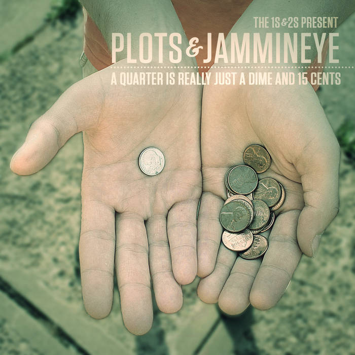 A Quarter is Really Just a Dime and 15 Cents cover art
