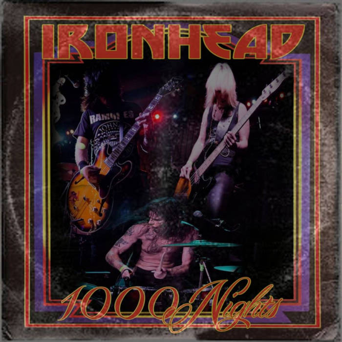1000 Nights cover art