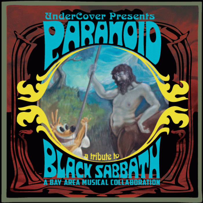 Paranoid (a Tribute to Black Sabbath) cover art