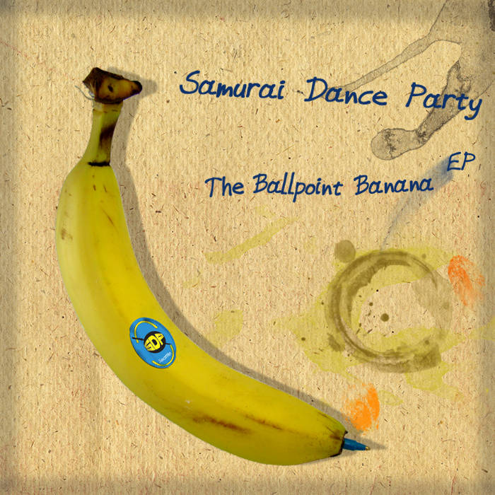 The Ballpoint Banana EP cover art