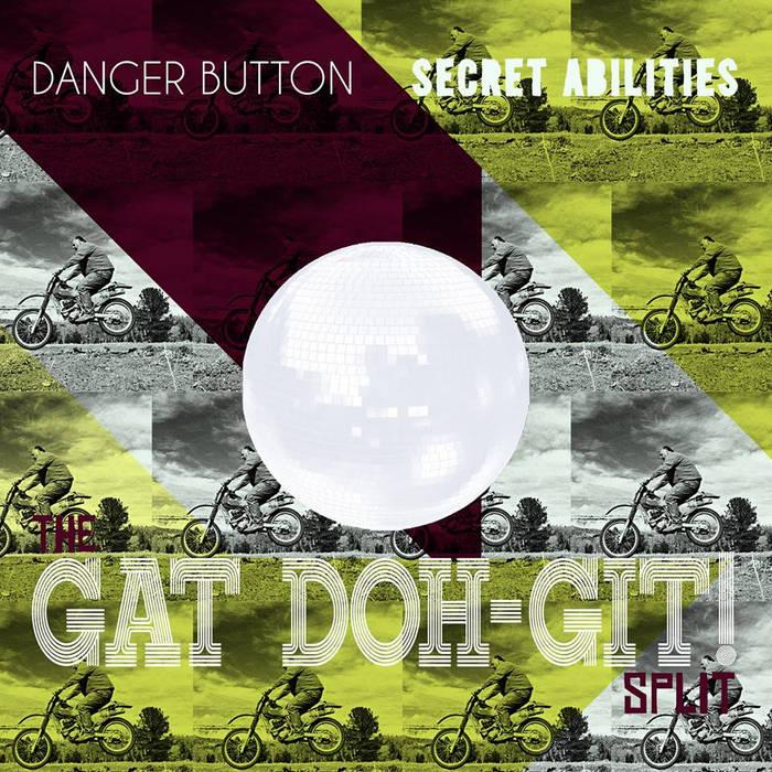 The Gat Doh-Git! Split cover art