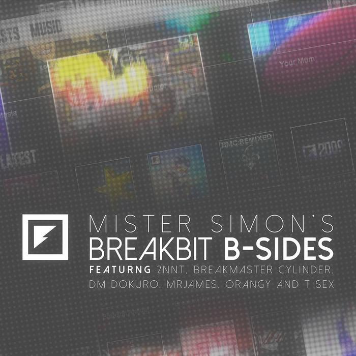Breakbit B-Sides cover art