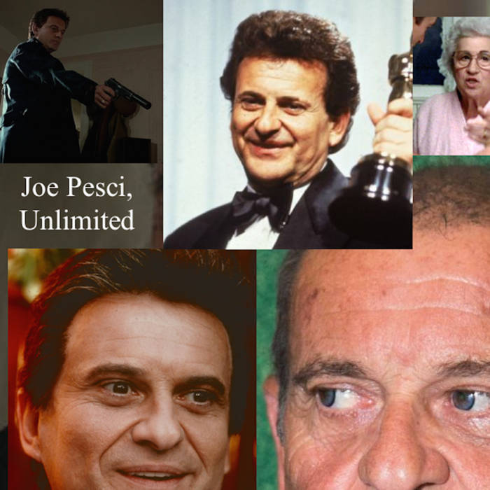 Joe Pesci, Unlimited cover art