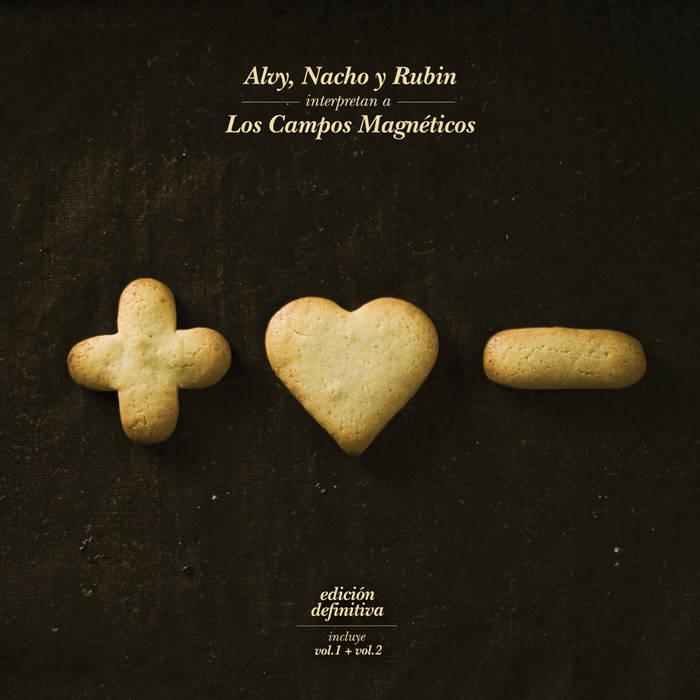 Interpretan a Los Campos Magnéticos (Vol. 1 y 2) cover art