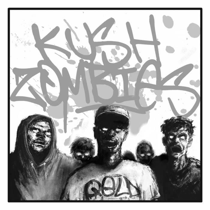 Kush Zombies cover art